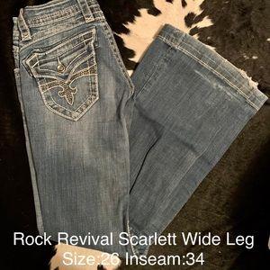 Rock Revival Flare